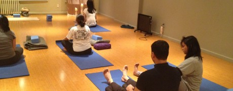 Yoga and Food at Swanand Yoga Studio Yoga for foodies