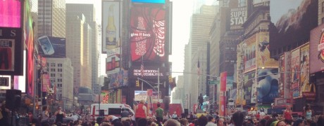 730 am: Times Sq. Yoga for the summer solstice!